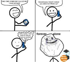 Collection of Forever Alone Memes - Always new updates via Relatably.com