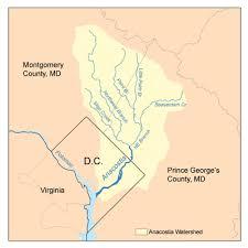 Northeast Branch Anacostia River