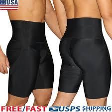 USSTOCK <b>Men Waist Trainer Slimming</b> Body Shaper Belly Tummy ...