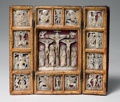 private devotion in medieval christianity essay heilbrunn triptych the passion of christ