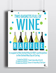 raffle poster date