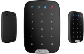 Купить <b>Ajax</b> KeyPad   <b>Беспроводная сенсорная клавиатура</b>