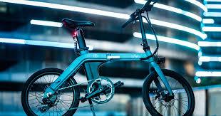 Fast-<b>folding</b> ebike promises up to 100 km of pedal-assist range