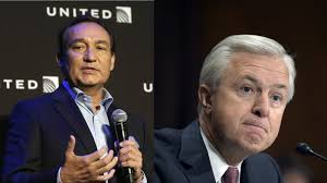 at united airlines and wells fargo toxic corporate culture starts the airline and banking industries seem to be about as different as chalk and cheese but leading companies in both have been shown to share a common