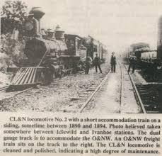 「1886 railroad width change in america」の画像検索結果