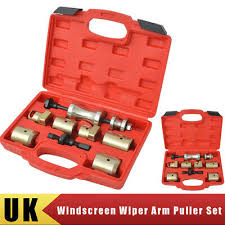vidaXL <b>Windscreen Wiper</b> Arm Puller Set <b>8 Piece</b> Heavy Duty ...