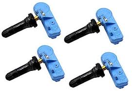 TOOGOO 4 Pcs <b>Tpms Tire Pressure Sensors</b> for Gmc for for for ...