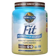<b>RAW Organic</b> Fit Weight Loss <b>Protein</b> Powder | Garden of Life