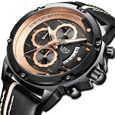 Relogio Masculino <b>2019 New</b> Design Mens Watches <b>LIGE</b> Militray ...