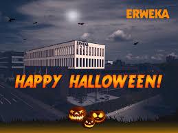 <b>Happy Halloween</b> - ERWEKA GmbH