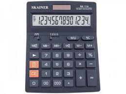 <b>Калькулятор Skainer SK-114</b> 14 разрядный арт. SK-114 ...