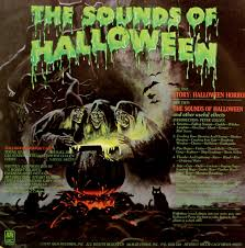 the sounds of halloween simple tricks and nonsense halloween horrors lp back cover