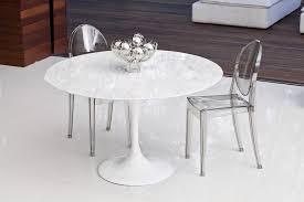 saarinen dining table natural