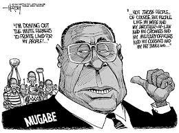 Image result for mugabe cartoons