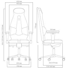 Купить офисное <b>Эргономичное Кресло Kulik</b> System GALAXY в ...