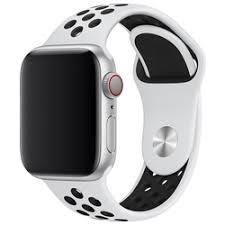 «Gurdini <b>Ремешок Sport</b> Loop Nike для <b>Apple</b> Watch 38/40 мм ...