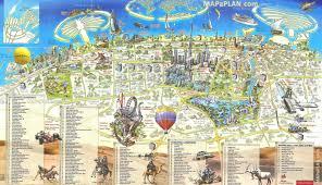 dubai city plan ile ilgili görsel sonucu dubai city plan