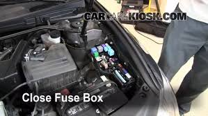 replace a fuse lexus es lexus es l v 6 replace cover secure the cover and test component