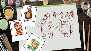 How to Convey Character's <b>Personality</b> Through Shape, Variance ...