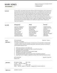 good cv retail job   example resume cover lettergood cv retail job retail industry job description jobs uk job search retail cv template sales