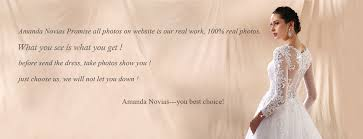 AMANDA NOVIAS Official Store - Amazing prodcuts with exclusive ...