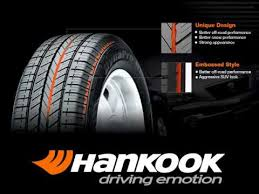 Pneu <b>Hankook Dynapro HP</b> RA23 - YouTube