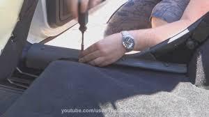 Lada Granta - установка <b>порогов</b> пола. - YouTube