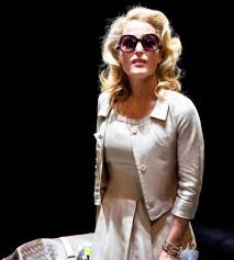 """blanche dubois   tumblr    told me to take a street car  d desire  and transfer to one called cemeteries  and ride six blocks and get off at—elysian fields """"   blanche dubois"""