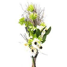 <b>Green Artificial</b> Flowers: Amazon.co.uk