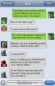 Comic Nerdy-Girl on Pinterest | Superhero Memes, New 52 and Teen ... via Relatably.com