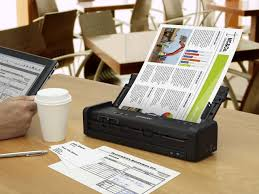 <b>Epson</b> Intros <b>WorkForce</b> DS-310 and <b>DS</b>-<b>360W</b> Portable Business ...