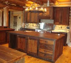 rustic kitchen sets luxurius