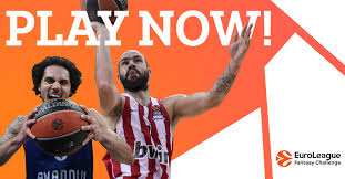 EuroLeague <b>Fantasy</b> Challenge | Build your EuroLeague Dream Team