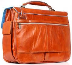 <b>Портфель Piquadro Blue</b> Square CA1068B2/AR оранжевого ...