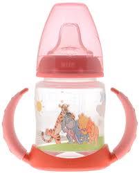 <b>NUK Бутылочка-поильник Disney</b> с силиконовым носиком от 6 до ...