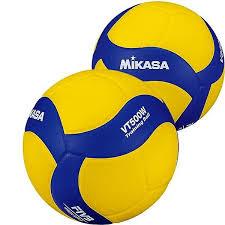 <b>Мяч волейбольный</b> Mikasa VT500W, VT500W, желтый цвет, 5 ...