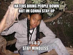 Ray Ray Mindless Behavior memes | quickmeme via Relatably.com