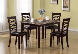 Names Of Dining Room Furniture Pieces Homelegance Cicero Piece Square Pedestal Dining Room Set Black