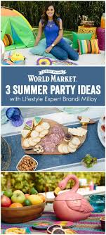 garden decor stnc pick from  party themes curated by lifestyle expert brandi milloy who