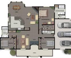 D Floor Plan Design Interactive D Floor Plan Yantram Studio Modern    Modern House Floor Plans With Cost To Build Home Decor  Qarmazi