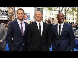 Tyrese Gibson Breaks Down at the Site of Paul Walker's Death ...