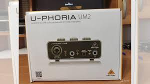 <b>Behringer U</b>-<b>phoria UM2</b> купить в Пермском крае с доставкой ...