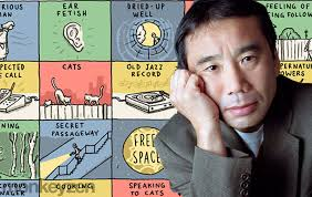 Image result for haruki murakami