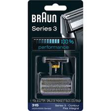 <b>Braun 31S</b>/<b>Series 3</b> - 5000/6000 Series/Contour, Flex Integral Foil ...