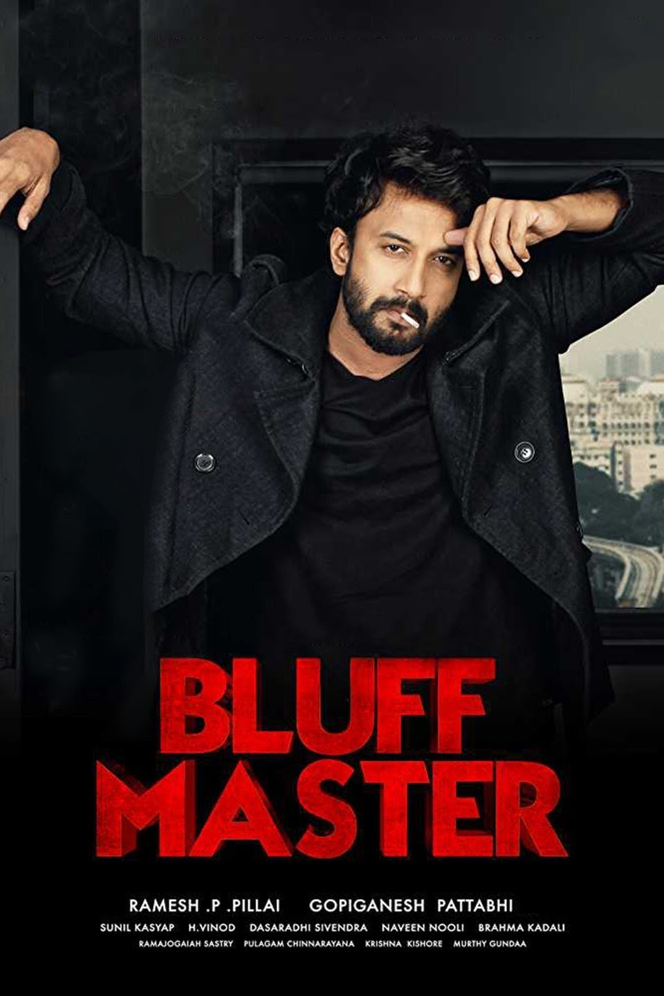 Download Bluff Master 2020 HDRip 400Mb Hindi Dubbed 480p | 720p