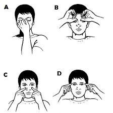 exercitii pentru ochi