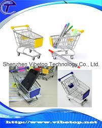 China <b>Creative</b> Desktop Storage <b>Mini Supermarket</b> Trolley - China ...