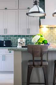 For Decorating A Kitchen 7 Decorating Tips For A Green Kitchen Crazy For Crust