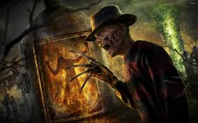 scary freddy krueger in a nightmare on elm street scary freddy krueger in a nightmare on elm street