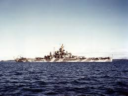 South Dakota-class battleship